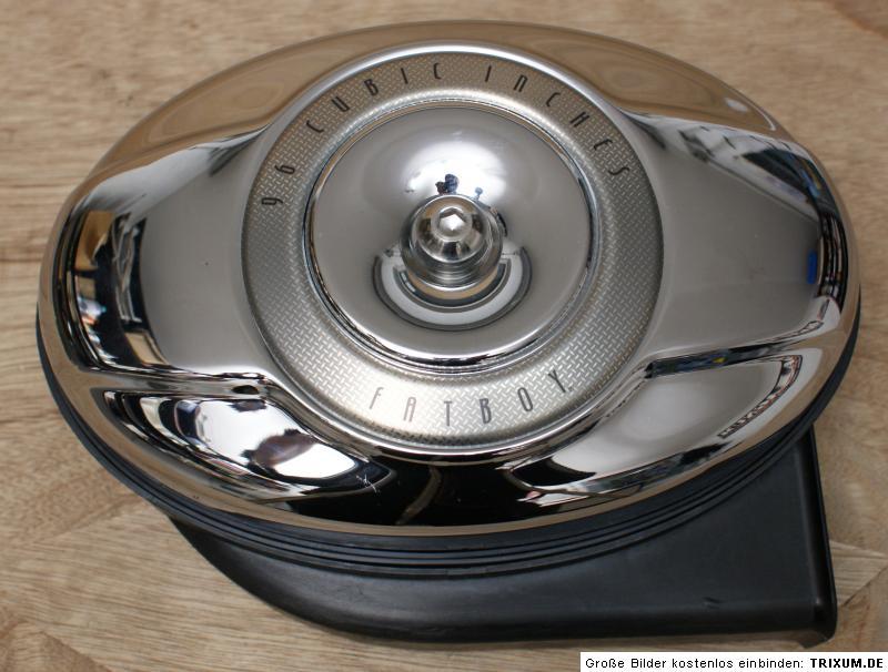 Softail Air Cleaner : Harley original twincam luftfilter softail dyna air