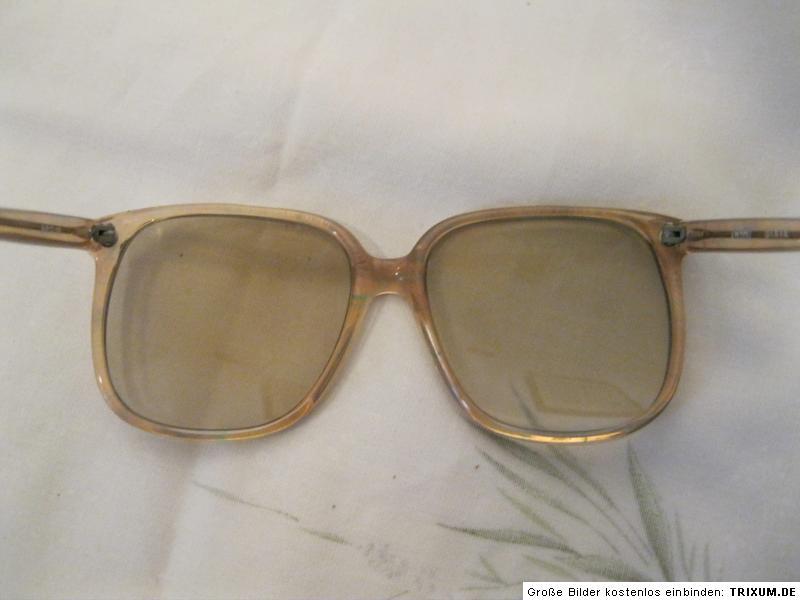 vintage sonnenbrille gro e nerd brille 60a ladennneu glas optiker r h dixie ebay. Black Bedroom Furniture Sets. Home Design Ideas